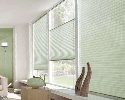 pliss gordijnen op maat gemaakt sunrise zonwering heerhugowaard. Black Bedroom Furniture Sets. Home Design Ideas
